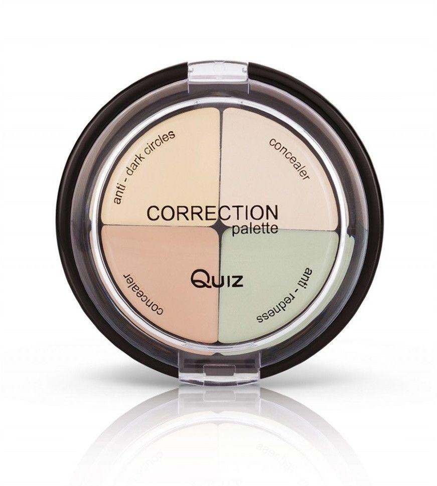 Консилер CORRECTION PALETTE Quiz