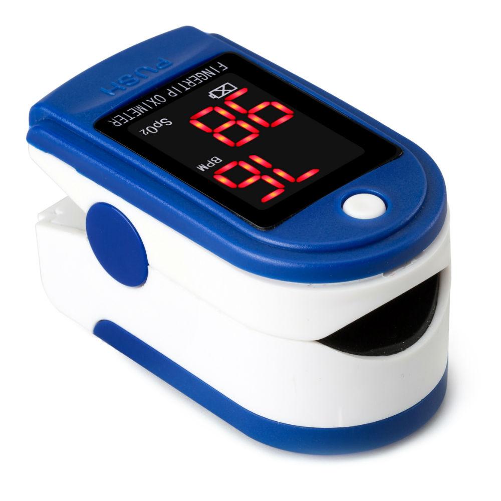 Пульсоксиметр URM для измерения кислорода в крови