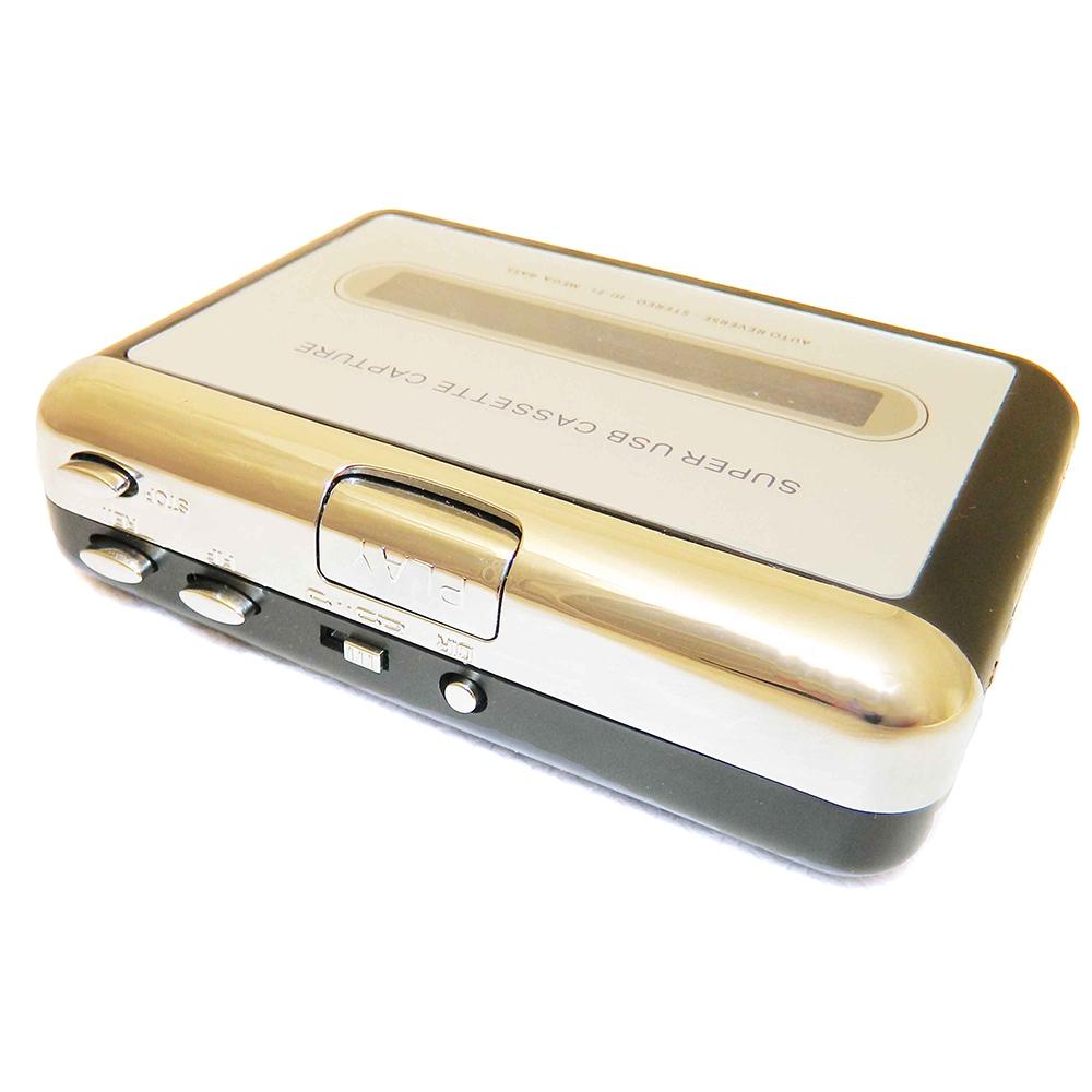 Плеер Espada Cassette Capture EZCAP Gold