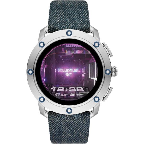 Смарт-часы DIESEL Full Guard DZT2015 White/Blue