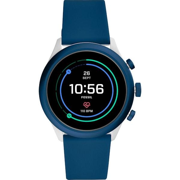 Смарт часы Fossil FTW4036 Blue/Blue