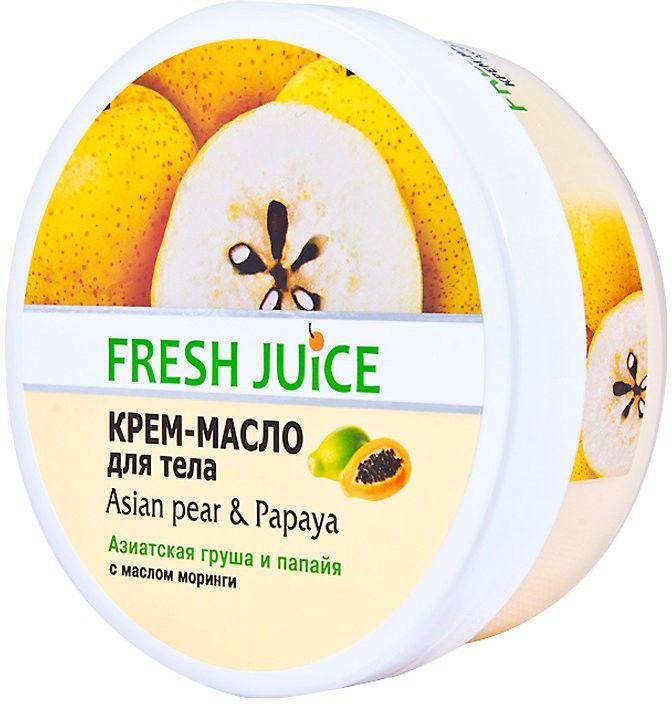 Крем масло для тела Fresh Juice Asian