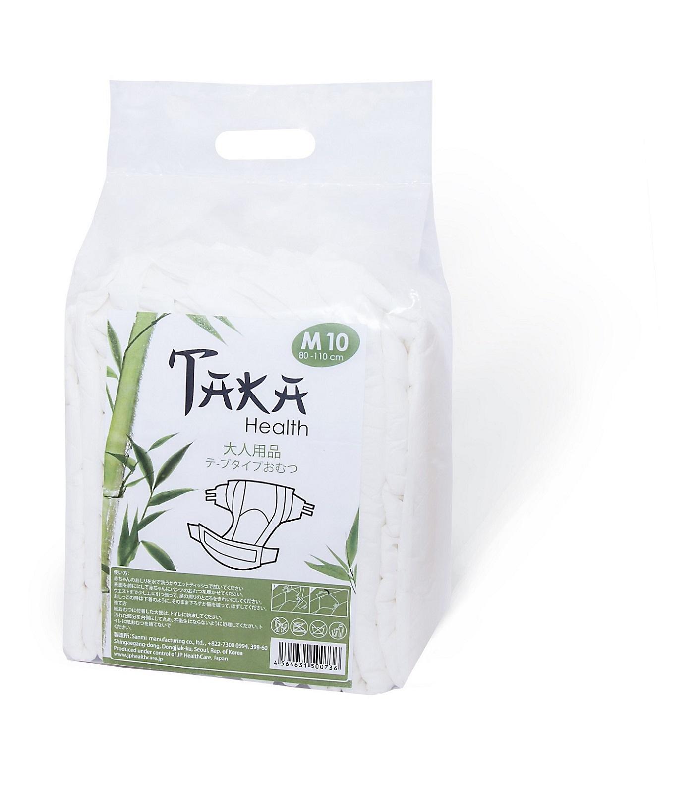 Подгузники для взрослых Тaka Health M