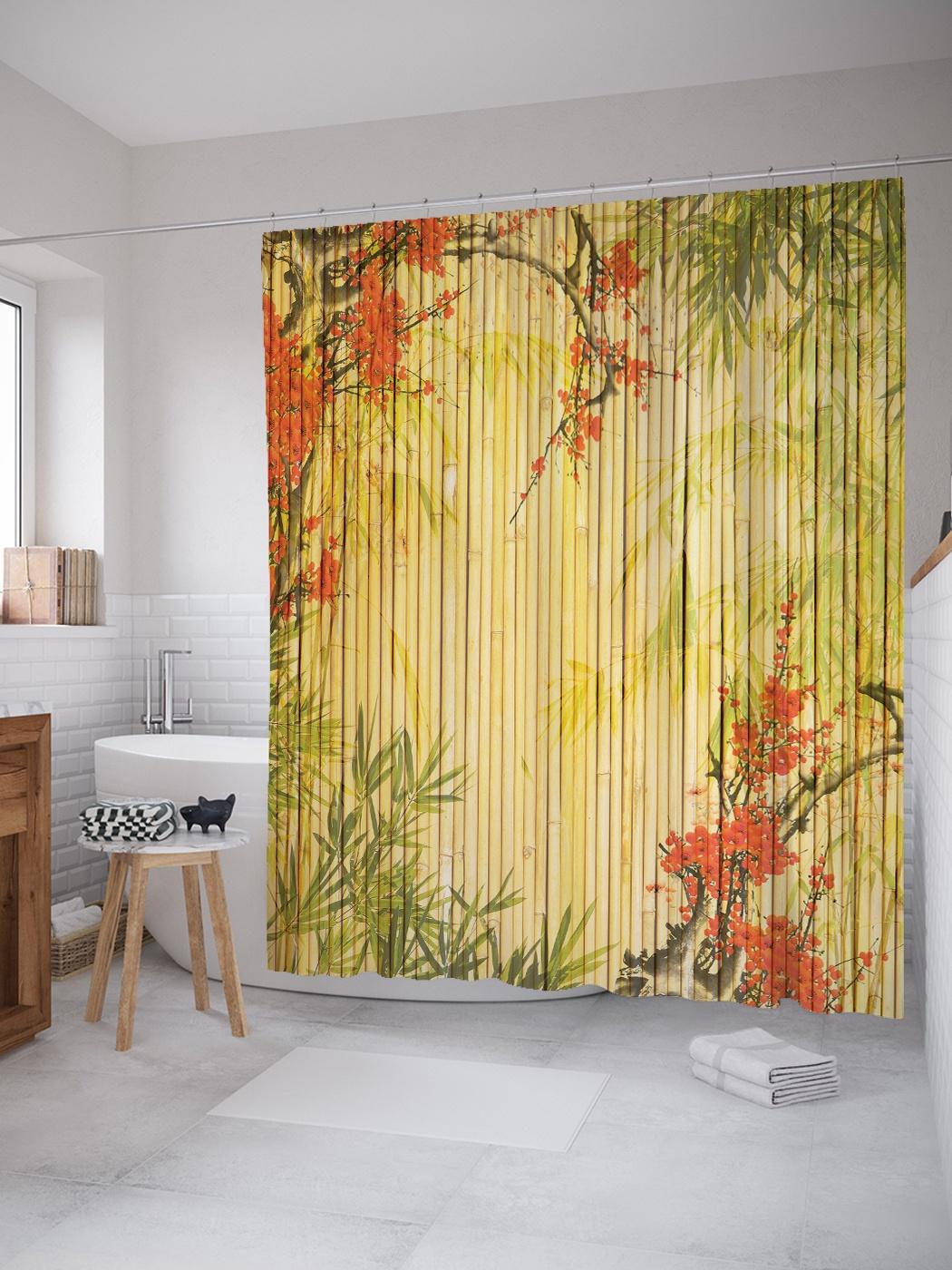 шторы из бамбука с картинками фото профиль