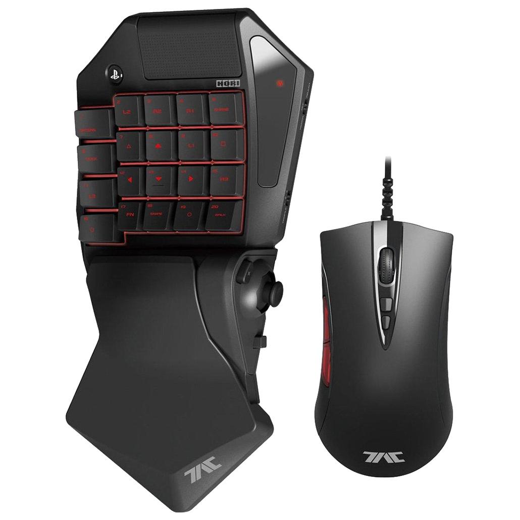 Комплект клавиатура и мышь Hori Tactical Assault