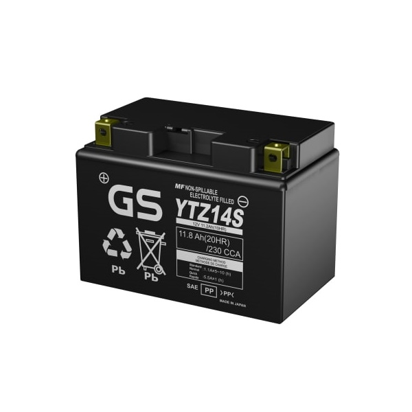 Аккумулятор GS YTZ14S 419.