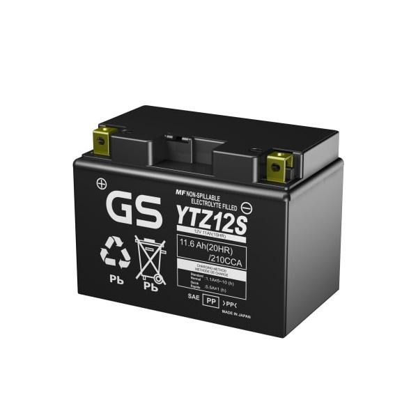 Аккумулятор GS YTZ12S 418.