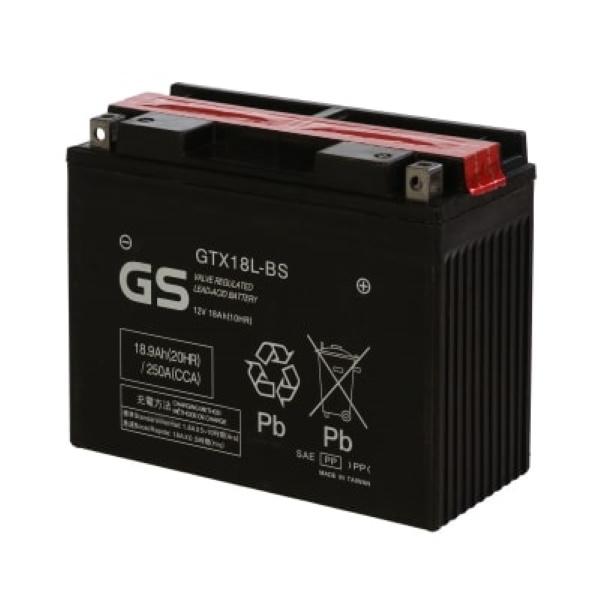Аккумулятор GS GTX18L-BS 408.