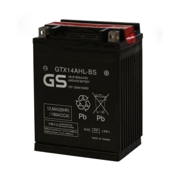 Аккумулятор GS GTX14AHL-BS 407.