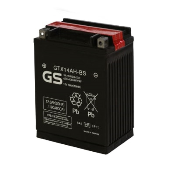Аккумулятор GS GTX14AH-BS 406.
