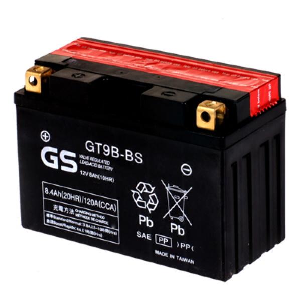 Аккумулятор GS GT9B-BS 403.
