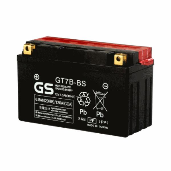 Аккумулятор GS GT7B-BS 402.