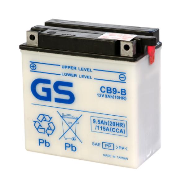 Аккумулятор GS CB9-B 394.