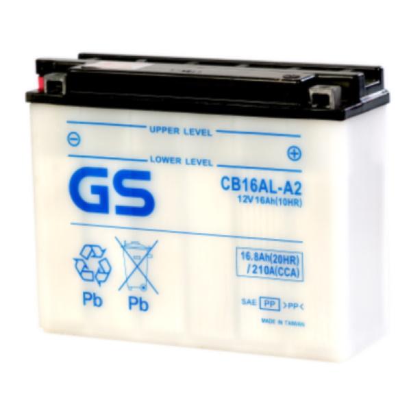 Аккумулятор GS CB16AL-A2 376.