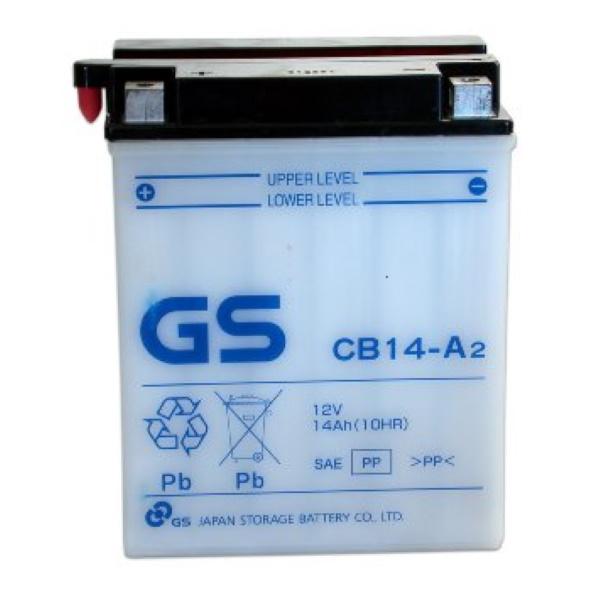 Аккумулятор GS CB14-A2 374.