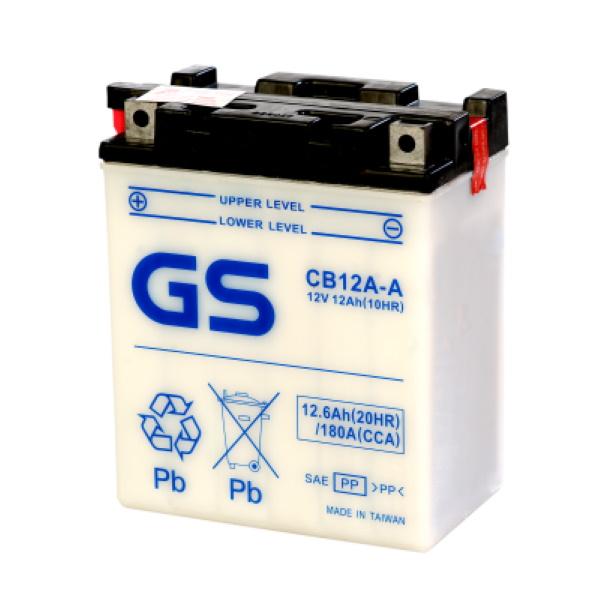 Аккумулятор GS CB12A-A 371.