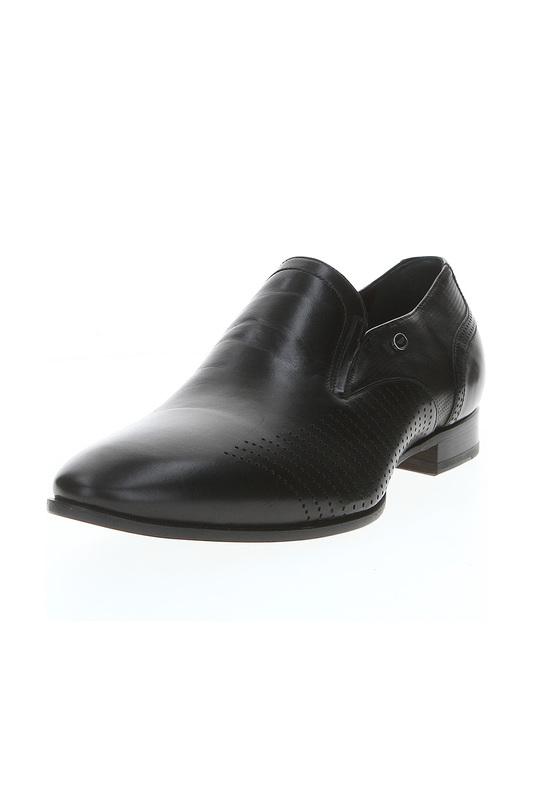 Туфли мужские Alberto Guardiani GU66076/A/AK00 черные 44 RU фото
