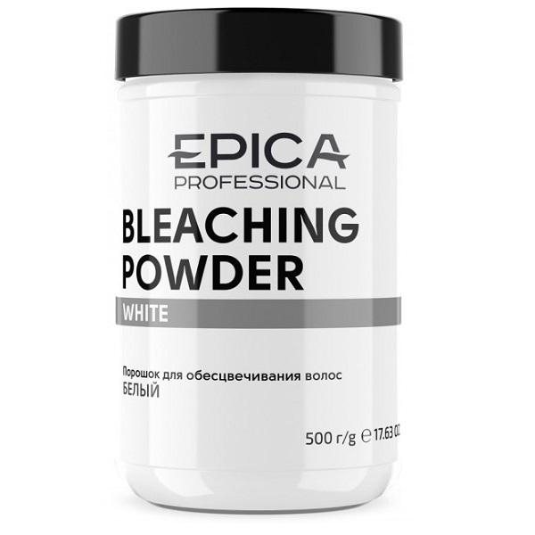 Пудра осветляющая Epica Bleaching Powder белая,