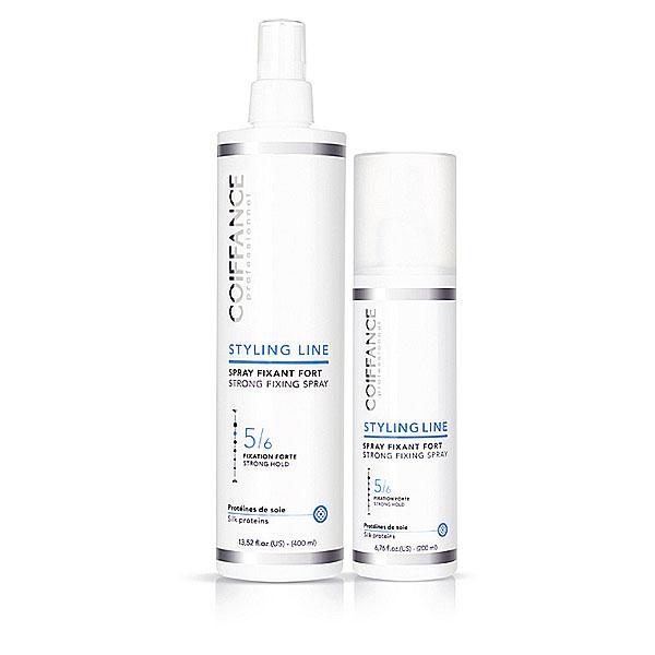 Купить Спрей для укладки волос COIFFANCE Styling Line Strong Fixing Spray сильной фиксации 200 мл