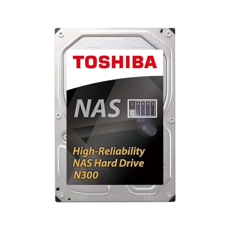 Внутренний жесткий диск Toshiba N300 3.5