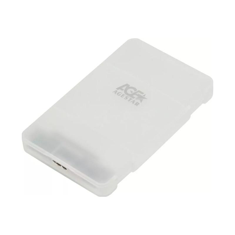 Внешний корпус для HDD/SSD AgeStar 3UBCP1