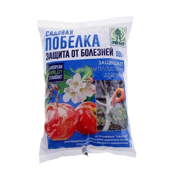 Садовая Побелка 500Гр, Пакет 01-492 фото