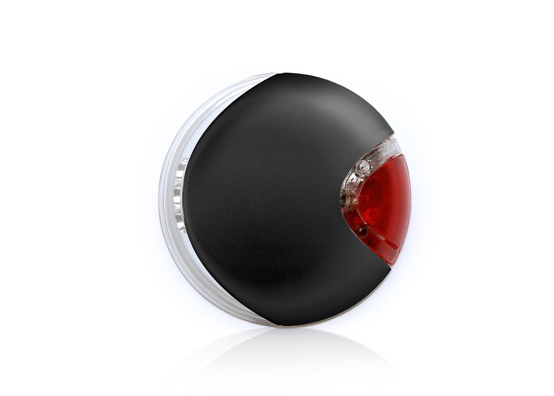 Подсветка на корпус рулетки для собак flexi