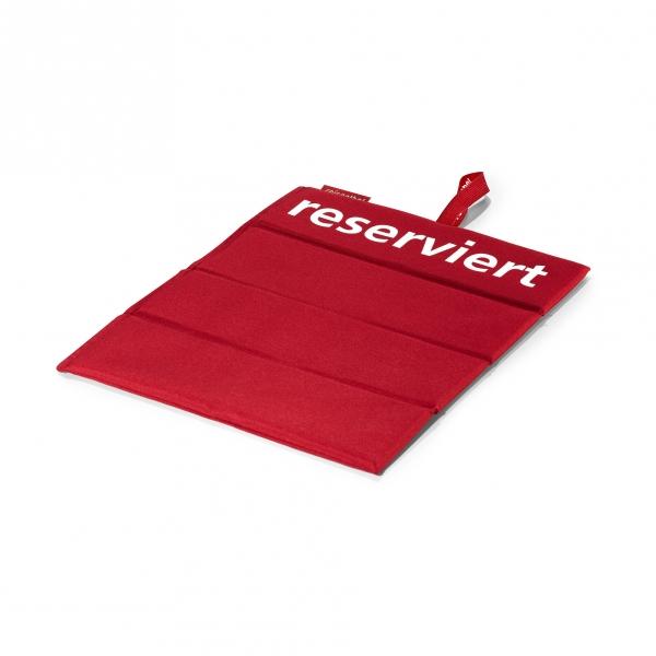 Сиденье туристическое Reisenthel Seatpad Red