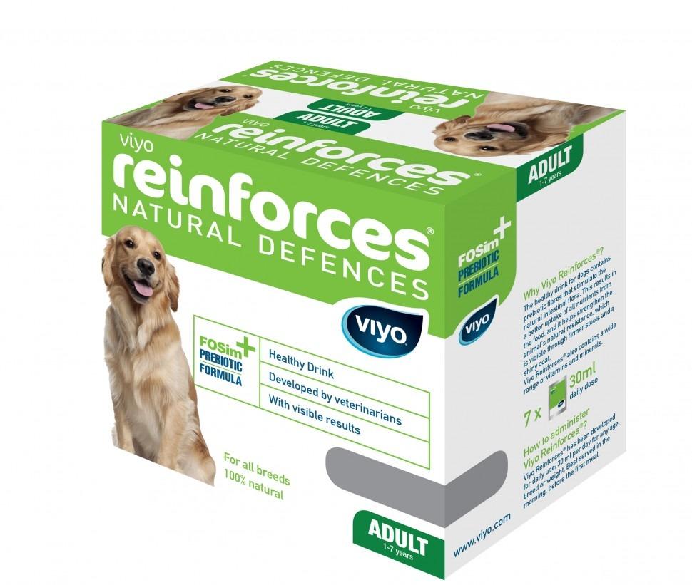 Напиток пребиотический для взрослых собак Viyo Reinforces