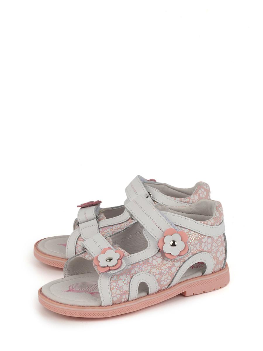 Купить Босоножки для девочек Antilopa AL 2237 цв. розовый р.21,