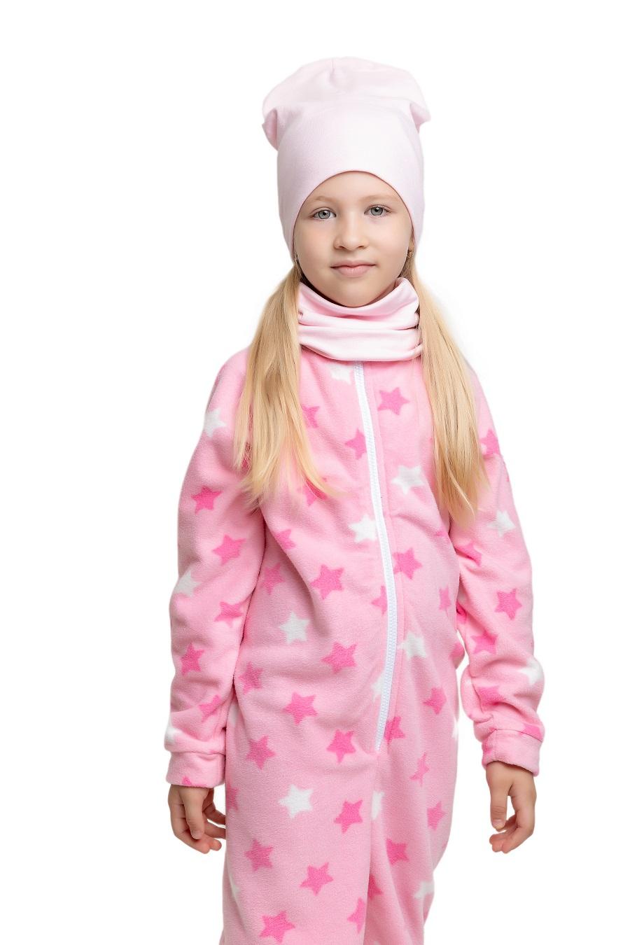 Комплект детский Веселый малыш, цв. розовый