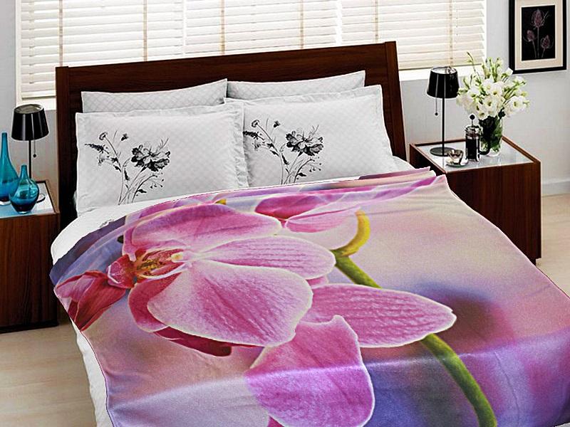 КаСЛ Детский плед Орхидея (150х200 см) по цене 1 340