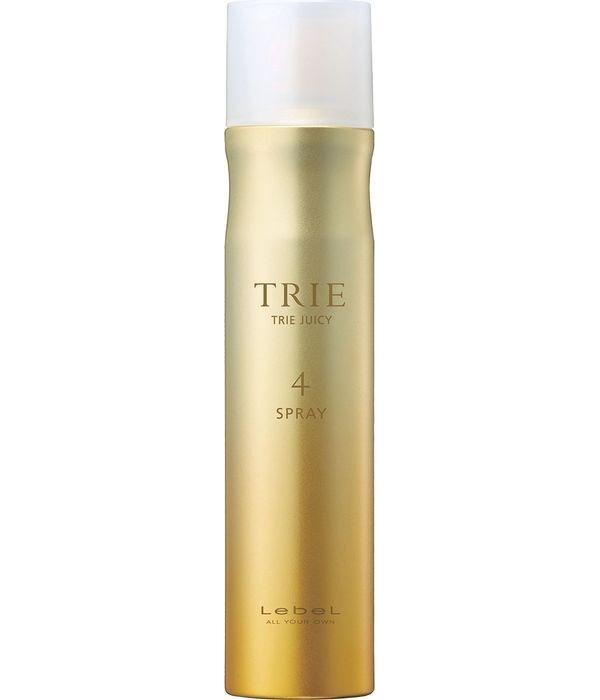Спрей блеск для волос Lebel Trie Juicy