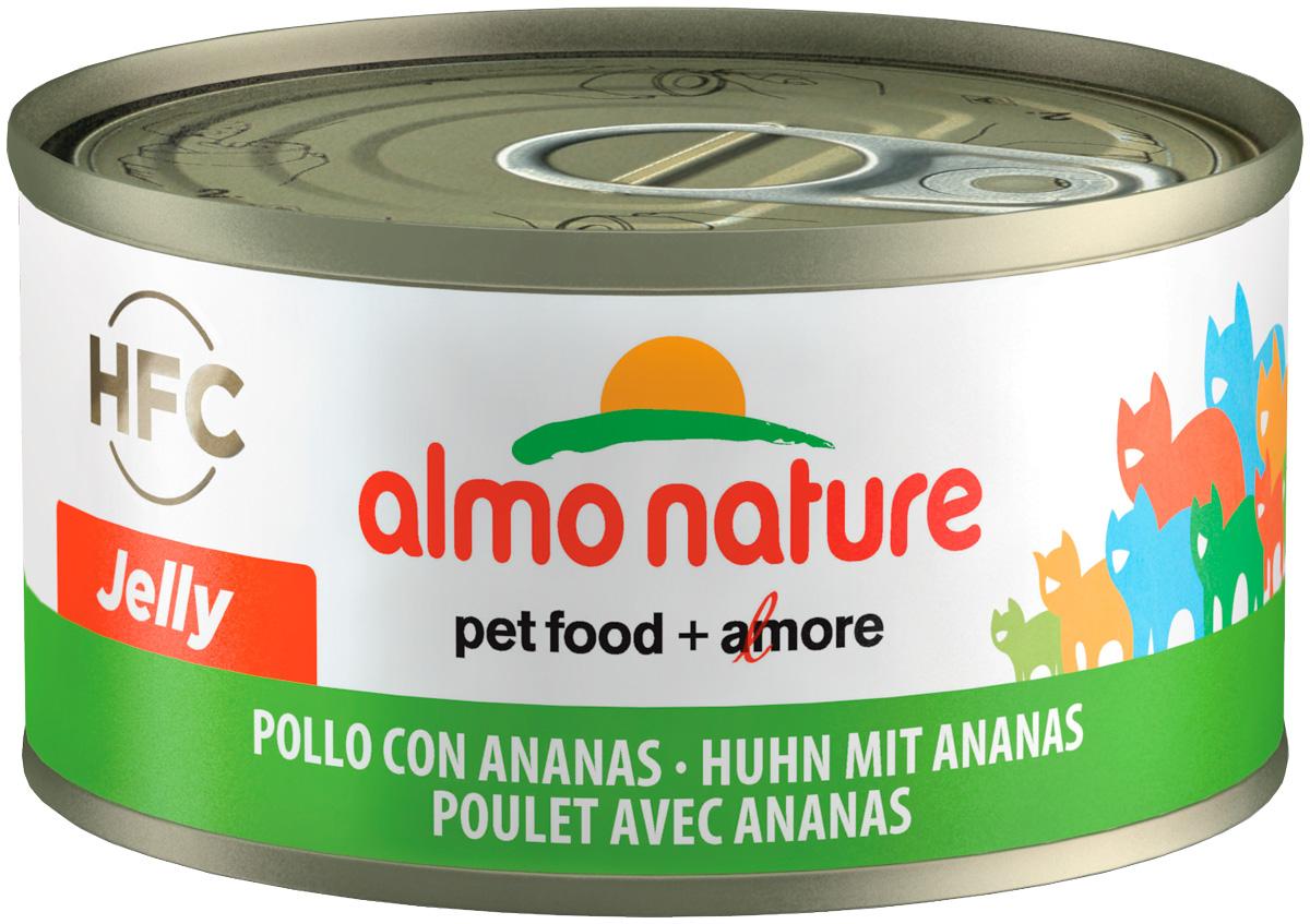 Консервы для кошек Almo Nature HFC Jelly,