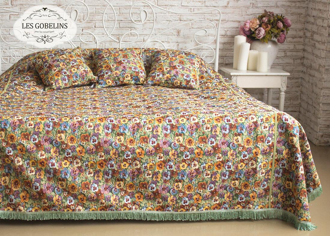 Покрывало на кровать Fleurs De Jardin 160х230 см