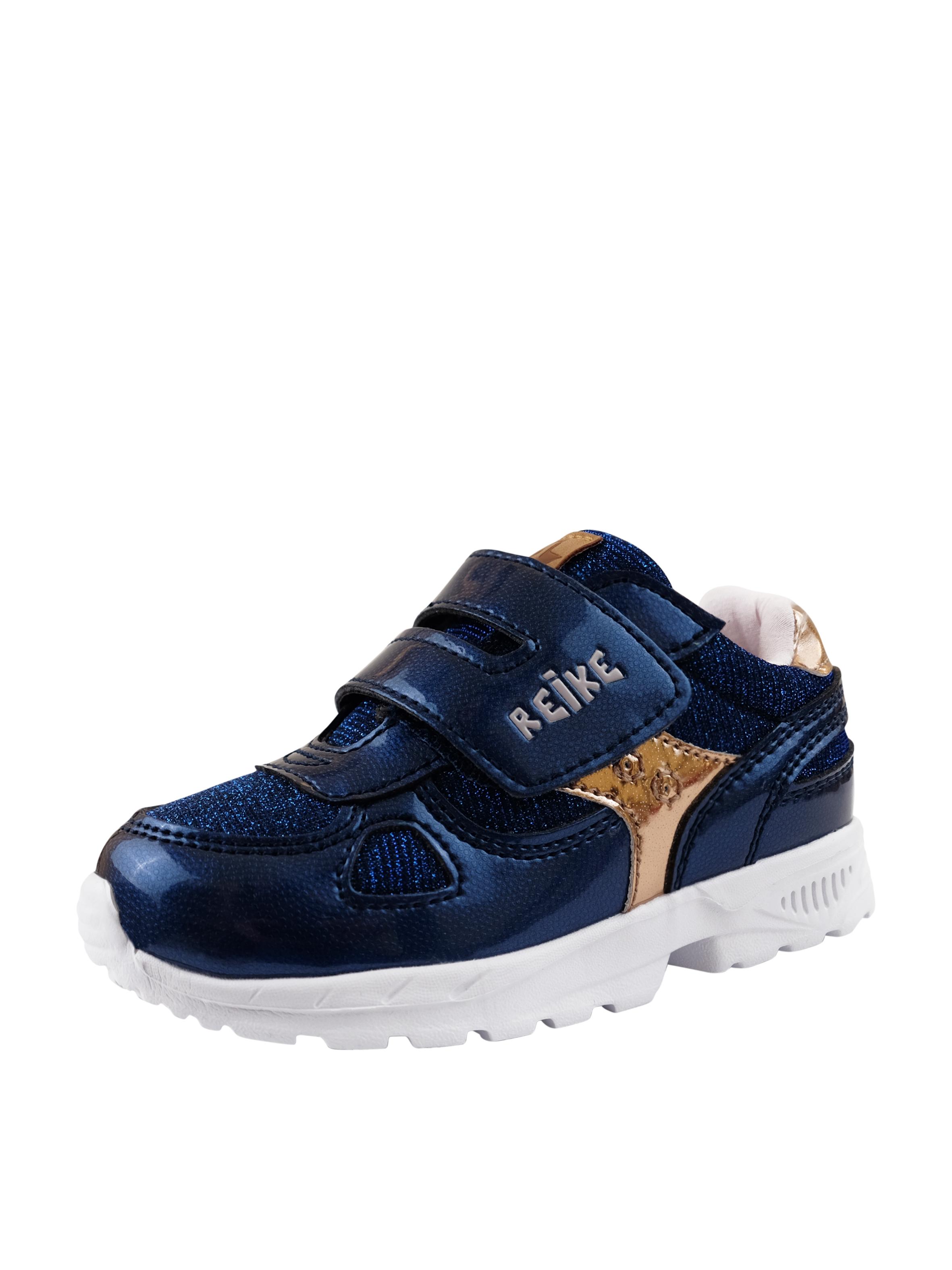 Купить RST20-012 BS navy, Кроссовки для девочки Reike Basic navy р.21, Детские кроссовки