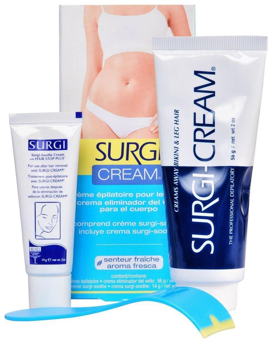 Набор для депиляции Surgi Cream Bikini