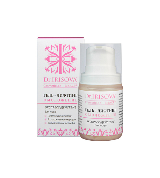 Купить Гель для лица Dr. Irisova D12339 CosmeticLab-BioACP 50 мл, Dr.Irisova