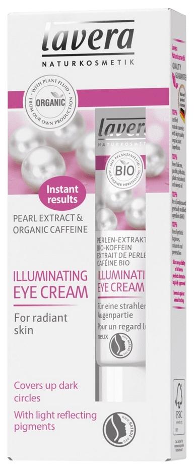 Крем для глаз Lavera Illuminating Eye Cream
