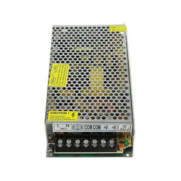 Ecola Блок Питания 150W 220V-12V Ip20 200Х98Х42 B2L150Esb.
