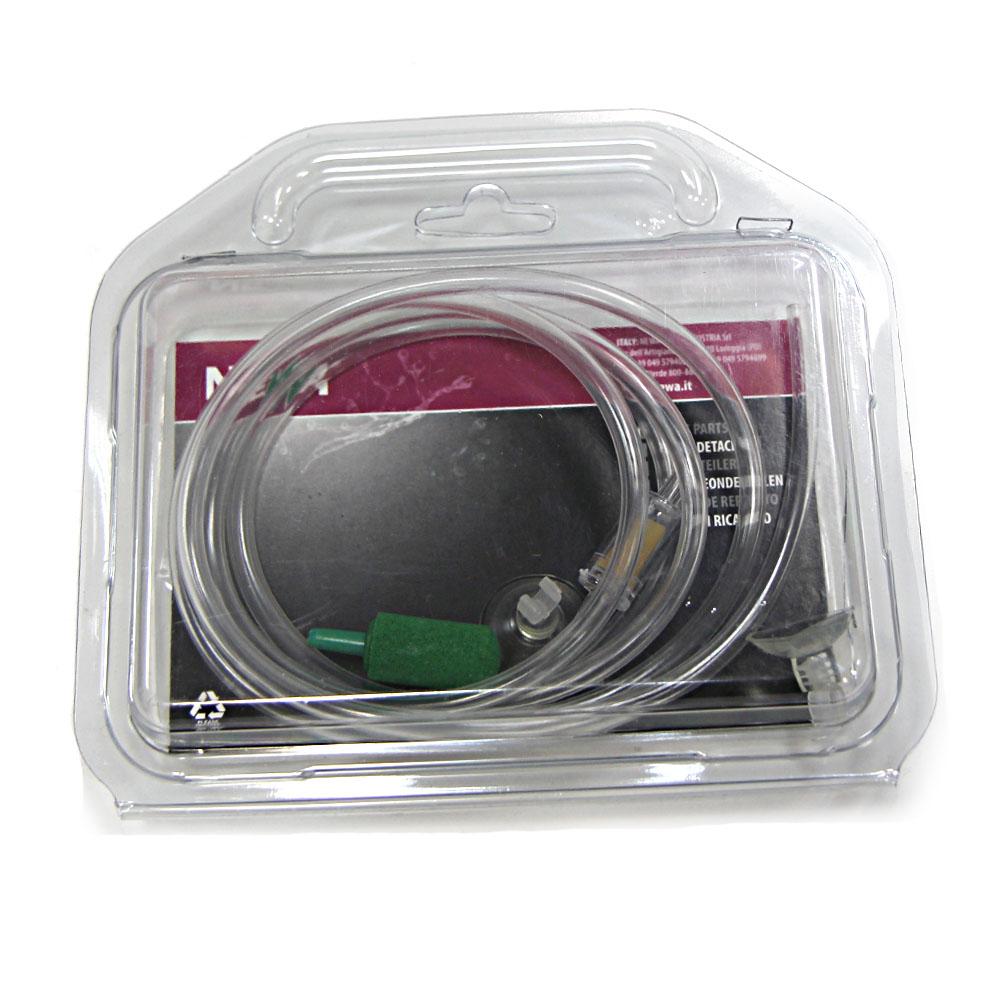 Сменный комплект для компрессоров Newa серии NW, клапан, шланг, распылитель, присоски
