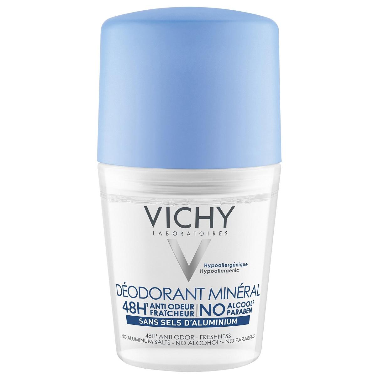 Дезодорант Vichy Минеральный без солей алюминия
