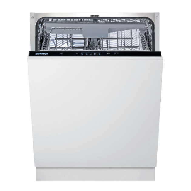 Встраиваемая посудомоечная машина 60 см Gorenje GV62012