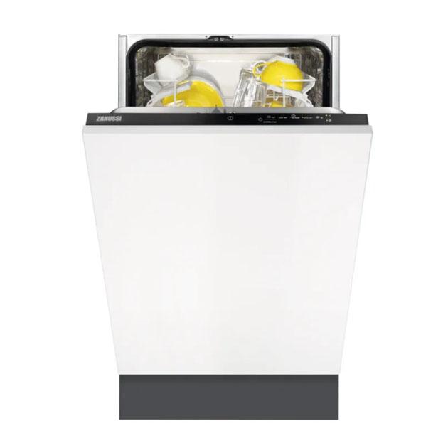 Встраиваемая посудомоечная машина 45 см Zanussi ZDV91204FA