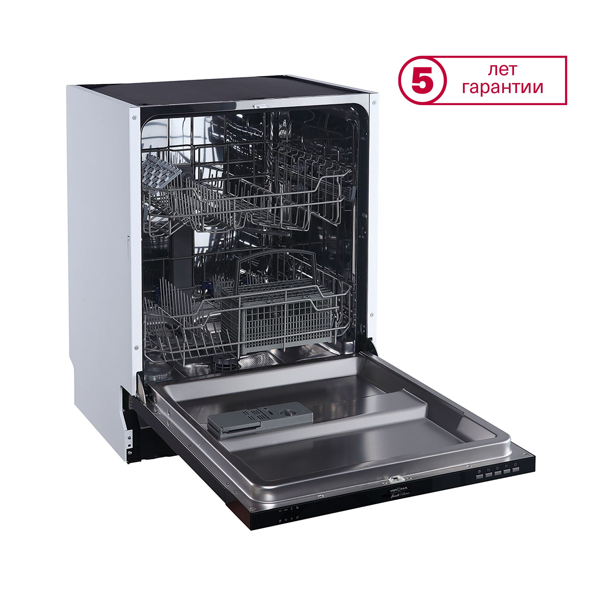 Встраиваемая посудомоечная машина 60 см Krona DELIA 60 BI фото