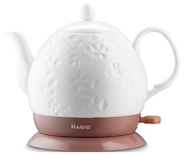 Чайник электрический MAGIO MG 529 White