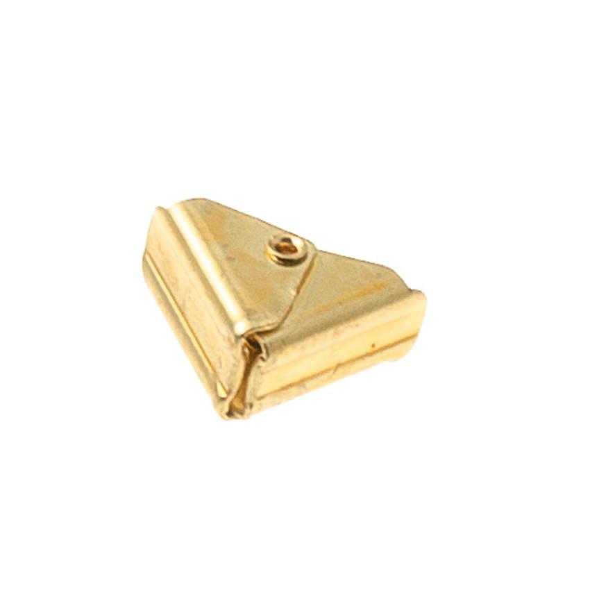 ZooOne Прищепка, 8 мм (золотистый)