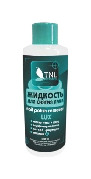 Жидкость для снятия лака TNL Professional