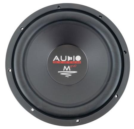 Сабвуфер автомобильный Audio System M12 EVO