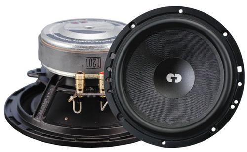Мидбасовая акустика CDT Audio HD M6